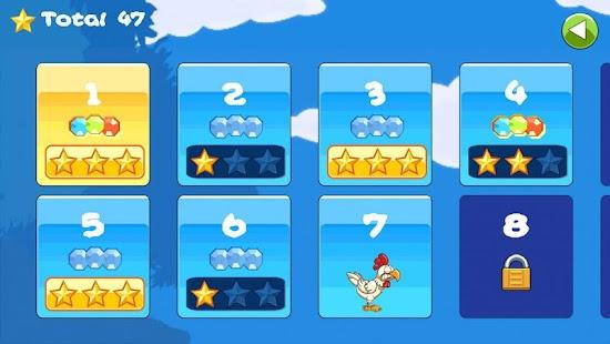 Mega Chick Rush Run Adventure- screenshot
