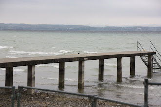 Photo: Day 34 - A View of the Coastline on Bodensee Lake #2