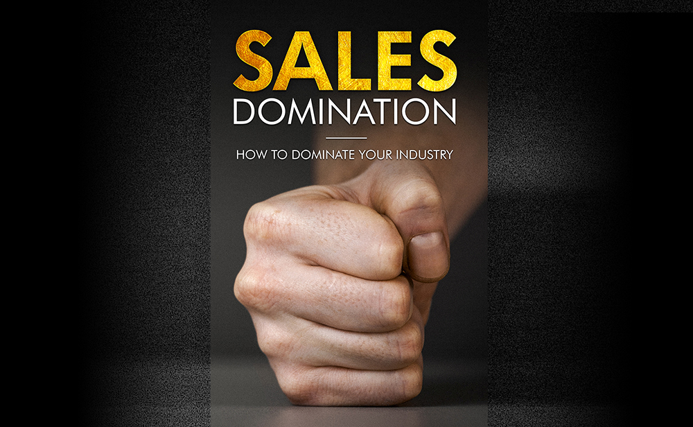 Adam Stott Sales Domination