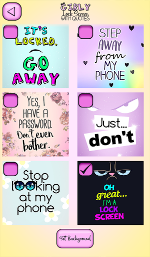 Download Girly Lock Screen With Quotes Free For Android Girly Lock Screen With Quotes Apk Download Steprimo Com You are here soft interface girly lock screen wallpaper with quotes. girly lock screen with quotes apk