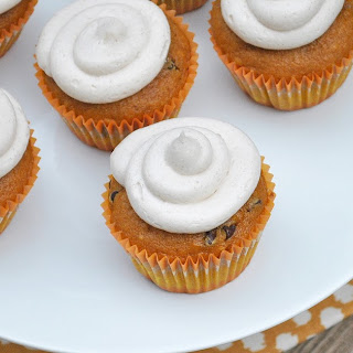 Chocolate Chip Cupcakes With Cream Cheese Frosting Recipes