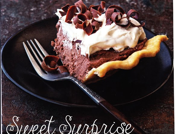 Chocolate Pudding Pie - Publix Family Style Mag Recipe