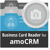 Free Biz Card Reader for amoCRM