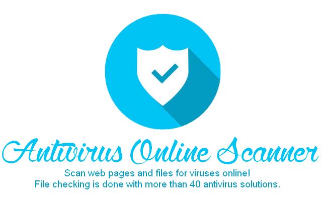 scan excel file for virus online