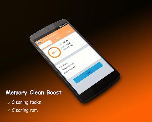 memory clean boost