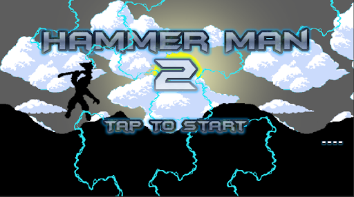 Hammer Man 2 : God of Thunder  captures d'u00e9cran 1