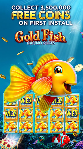 Gold Fish Slots Casino u2013 Free Online Slot Machines  screenshots 1