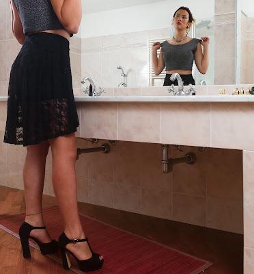 Specchio delle mie brame... di Dlindlon