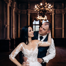 Wedding photographer Saulius Aliukonis (onedream). Photo of 25.10.2018