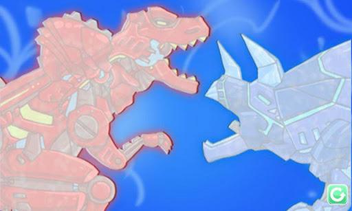 Dino Robot- Tyranno + Tricera2 1.2.1 screenshots 4