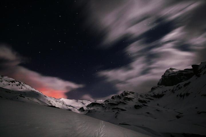 Il silenzio della montagna di Yanez