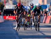 Brent Van Moer had de sprint graag ingezet in het wiel van Würtz Schmidt