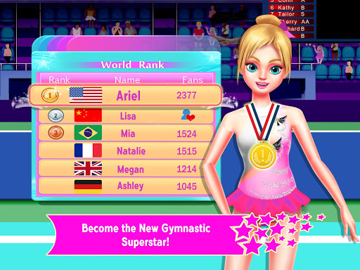 Gymnastics Superstar 2 - Cheerleader Dancing Game 1.0 screenshots 4