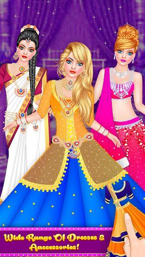 Royal Indian Doll Wedding Salon : Marriage Rituals 1.16 screenshots 15