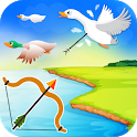 Duck Hunting - Duck Game for Archery Bird Hunting icon