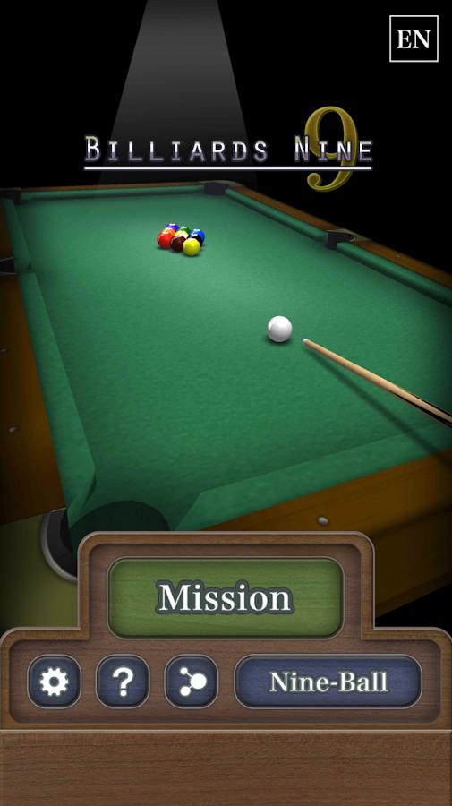 Billiards9- screenshot