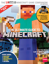 PC Gamer (US Edition) presents The Ultimate Guide to Minecraft