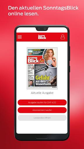 SonntagsBlick E-Paper ss1