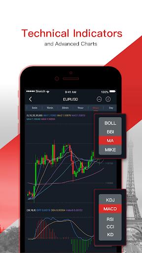 Vantage FX - Forex Trading  Paidproapk.com 4