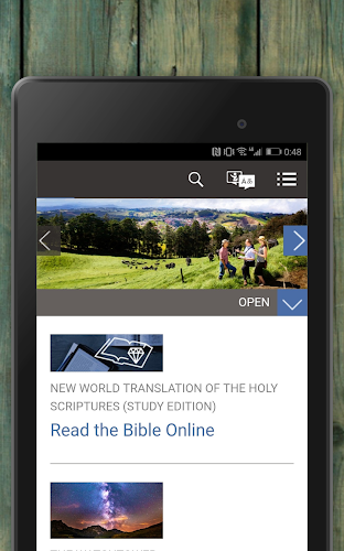Download JW ORG APK latest version app by JW BIBLE 2018 for android