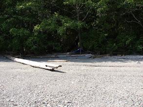 Photo: Mosley Point Campsite.
