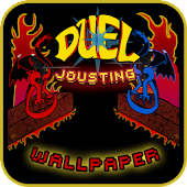 Dragon Joust Wallpaper