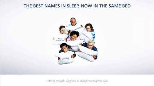 Covidien Sleep Positioning & Comm. Platform preview