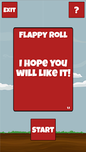 Flappy Roll - náhled