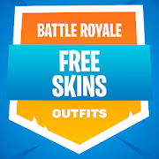 My Free Skins Battle Royale - New Updated 3D Skins