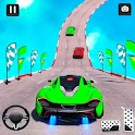 Mega Ramp Car Racing Stunts 3D - Impossible Tracks icon