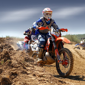 Motocross competition by Alex Alex - News & Events World Events ( motocross, speed, bikes, enduro, competition )