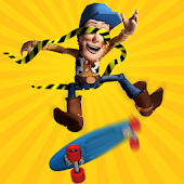 Skater Toy Epic Story - Surfers Game 2019 Android APK Download Free By Fuutuura