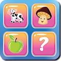 Learn Matching Pictures - Kids Educational Game icon