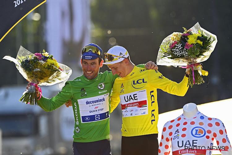 """Tien jaar later pronkt Mark Cavendish opnieuw in groene trui: """"Ik hou er nog altijd van om met de fiets te rijden"""""""