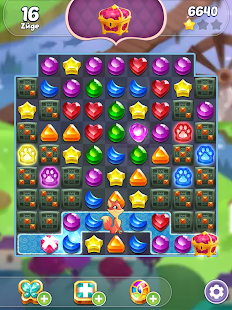 Genies & Gems Screenshot