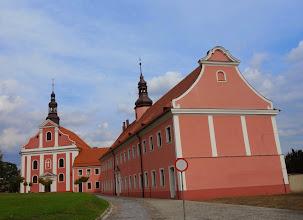 Photo: Františkánský klášter v Glubczyce