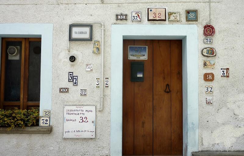 La casa al n° 32 di via Garibaldi  di FransuaR