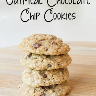 Oatmeal Chocolate Chip Cookies No Baking Soda Recipes.