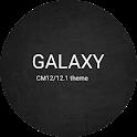 CM12 Galaxy Dark APK Cracked Download