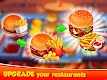 screenshot of Hell's Cooking: crazy burger, kitchen fever tycoon