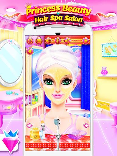 Princess Salon - Dress Up Makeup Game for Girls 1.0.5 screenshots 9