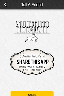Shutterbunny- screenshot thumbnail