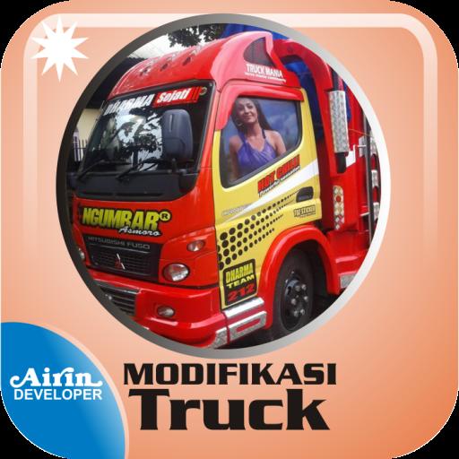 Modifikasi Truck Full Variasi
