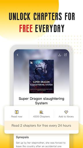Babel Novel - Webnovel & Story Books Reading Apps screenshots 7