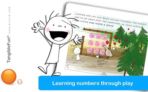 Short stories: learn to count- screenshot thumbnail