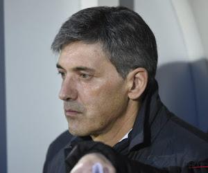 Une démission après le 6-0? Felice Mazzù s'exprime