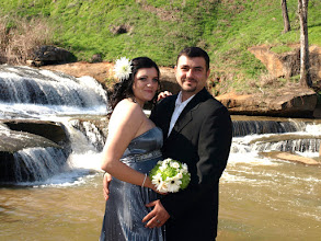 Photo: Falls Park, Old Mill Garden on the Reedy River - Greenville, SC - 3/11 ~ http://WeddingWoman.net ~