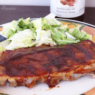 Tender Barbecue Ribs.
