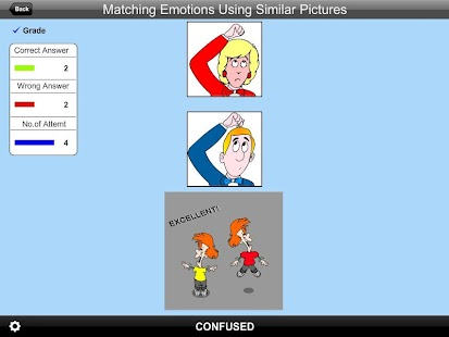 Match Emotions UsSimPic...Lite- screenshot thumbnail