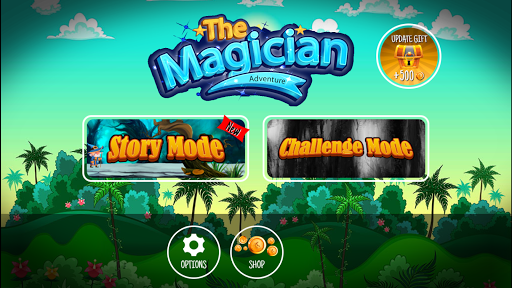 The path:of the Magician android2mod screenshots 5